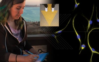 All roads lead to science for Elena Blanco-Suárez