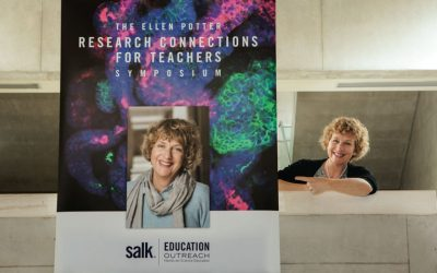 Symposium Named For Ellen Potter