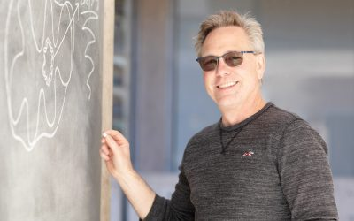 Gerald Shadel explores stressed-out mitochondria