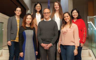Salk Women & Science honors award donors and recipients alike