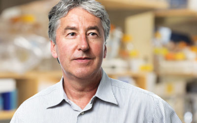 Gerald Joyce named to Royal Swedish Academy of Sciences