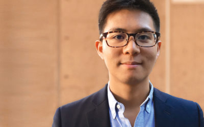Patrick Hsu named an MIT Technology Review 2019 Innovator Under 35
