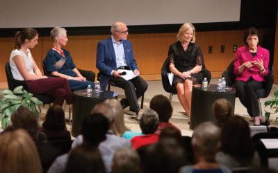 Women & Science program hosts panel discussion on the future of cancer