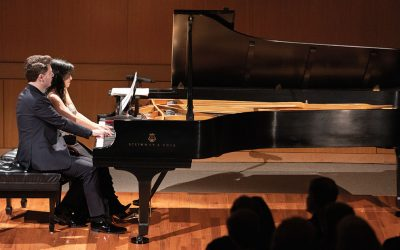 Salk Science & Music Series hits the right note