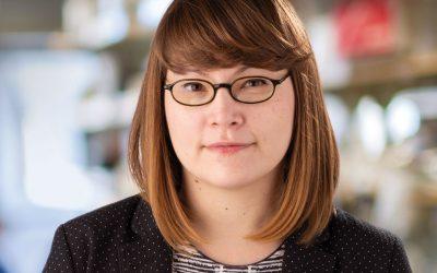 Dannielle Engle wins New Investigator Award