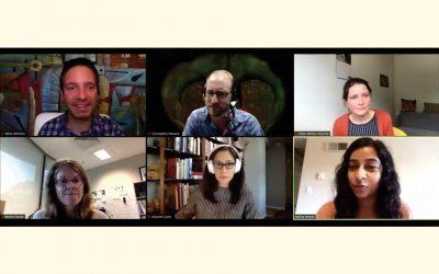 Salk alumni program hosts virtual webinar