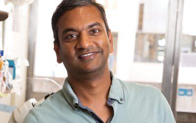 Salk's Sreekanth Chalasani wins 2021 NPA Gallagher Mentor Award